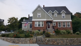 Arlington-MA-AFTER-Siding-Installation-James-Hardie-Fiber-Cement-Monterey-Taupe-Solid-State-Construction