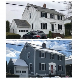 Belmont-MA-Before-_-After-Blue-James-Hardie-Fiber-Cement-Siding-Solid-State-Construction