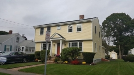 Beverly-MA-AFTER-Siding-Installation-James-Hardie-Fiber-Cement-Yellow-Solid-State-Construction