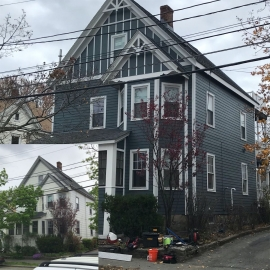 Newton-MA-Before-_-After-Evening-Blue-James-Hardie-Fiber-Cement-Siding-Solid-State-Construction