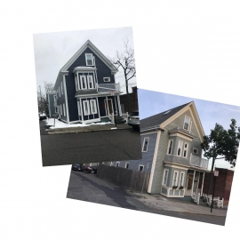Somerville-MA-Before-_-After-Deep-Ocean-Blue-James-Hardie-Fiber-Cement-Siding-Solid-State-Construction