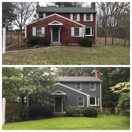 Wayland-MA-Before-_-After-Blue-James-Hardie-Fiber-Cement-Siding-Solid-State-Construction